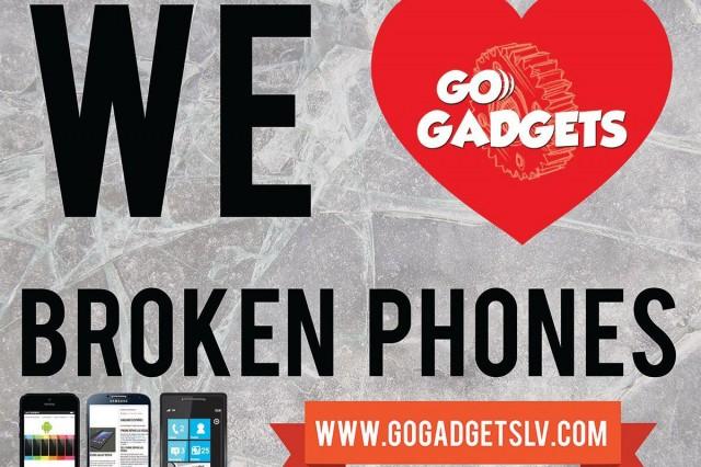 #1 Place for Smartphone Repair in Las Vegas